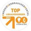 TOP Lokalversorger Strom & Gas 2021