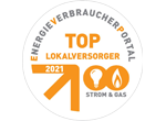 TOP Versorger Siegel 2020 Strom & Gas